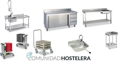 saber elegir muebles de acero inoxidable  cocina