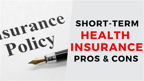 Temporary auto insurance coverage is an important coverage option that many people may not know about. Short Term Insurance Plans: Pros and Cons - YouTube