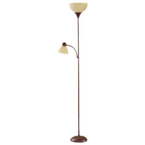 mainstays floor l bulb mainstays combo floor l brown decor walmart