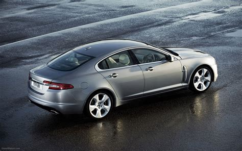 Jaguar Xf Picture by Jaguar Xf 2009 Widescreen Car Wallpapers 14 Of