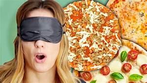 Blind Frozen Pizza Taste Test - YouTube