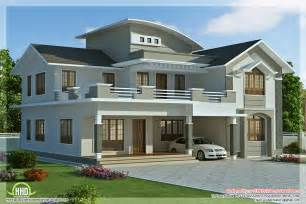 Home Design Bedroom 2960 Sq 4 Bedroom Villa Design House Design Plans