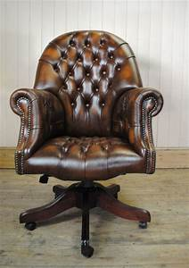 Fauteuil Chesterfield Pas Cher : chaise de bureau chesterfield ~ Teatrodelosmanantiales.com Idées de Décoration