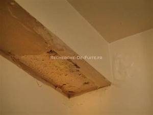 moisissure plafond chambre elegant combattre les With moisissure plafond chambre