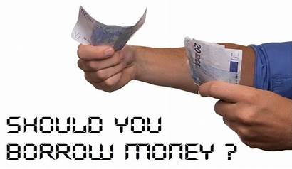 Money Borrow Invest Markets Financial Should Investing
