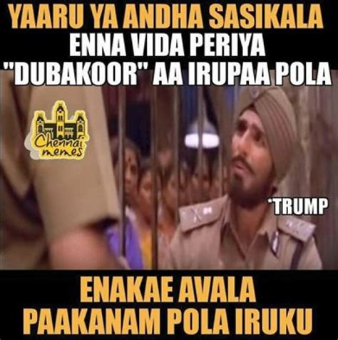 Viral Memes - o pannerselvam vs sasikala funny memes go viral photos images gallery 59068