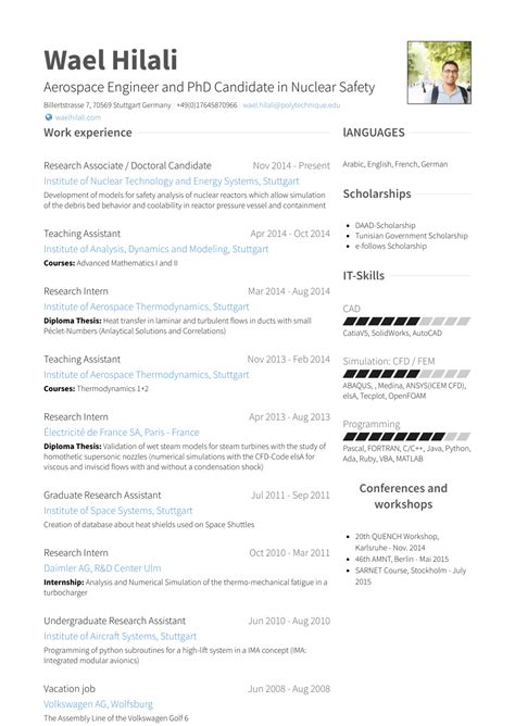 Research Associate Resume by Research Associate Resume Sles Templates Visualcv