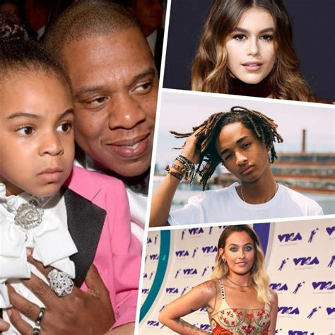 Blue Ivy, Stormi Webster And 4 More Famous Kids Who Stole