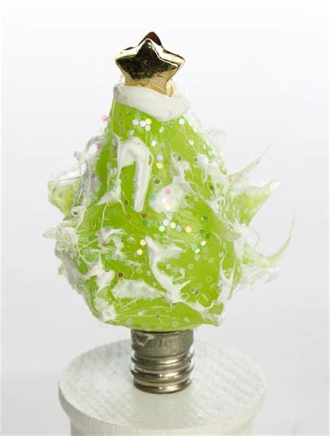 primitive silicone christmas tree lights silicone dipped lime green tree light bulb lighting