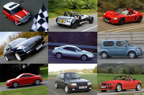 Ten Affordable Future Classics On The Used Car Market