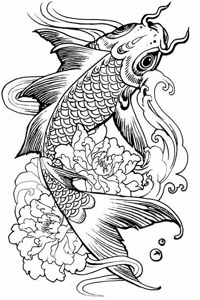 Coloring Animal Pages Fish