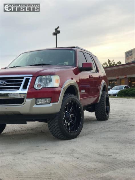 ford explorer fuel maverick supreme suspension