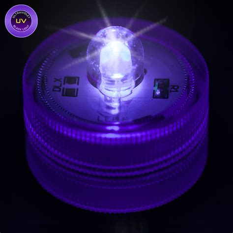 led black light ultra violet submersible led light uv black light