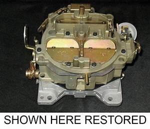 70 Corvette Carburetor 390hp  Manual Trans