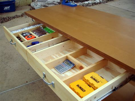How To Build Workbench With Drawers Drawer Lining Tandem Drafting Drawers Fittings Closetmaid Cubeicals Fabric Canada Iris Screw Usb Cash Trigger Module