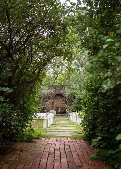 Weston Gardens Fort Worth Weddings Texas Wedding Venues