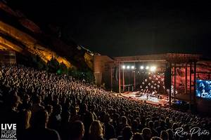 Nathaniel Rateliff Dazzles Red Rocks With Tank & The ...