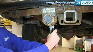 How To Replace Trailer Hitch Plug 00