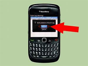 How to Clear Blackberry Curve 8520 Event Log: 4 Steps