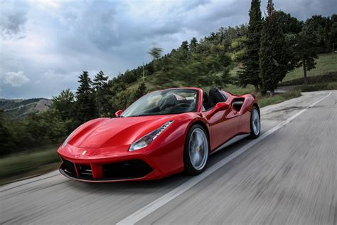 488 Spider Photo by 2016 488 Spider Drive Motor Trend
