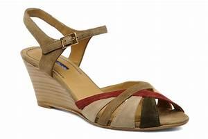Sandales compensées Atelier Voisin