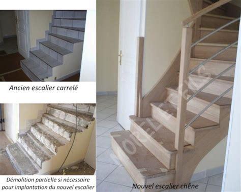 Escalier Morel Avis habillage escalier b 233 ton