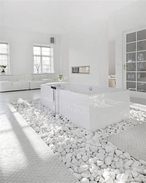 White Spa Bathroom Ideas by Go White For Simple And Modern Bathroom Inspiration And