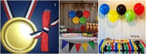 d 233 coration jeux olympiques boy s birthday hockey fans et salons
