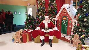 Booted from Ledgewood Mall, Santa Lands in Kenvil