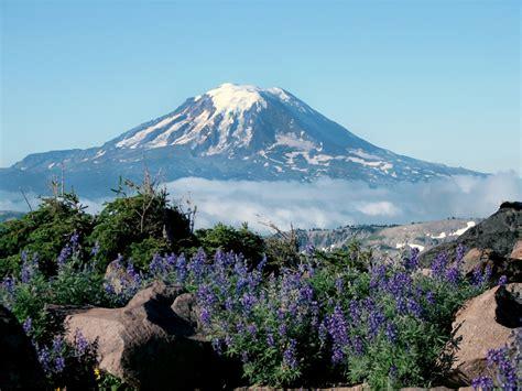 Great Washington Getaways: Mt. Adams Area Lakes ...