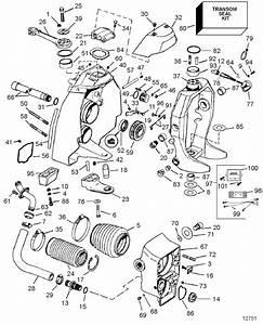3849411 Volvo Penta Sensor