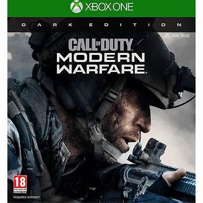 Duty Warfare Call Modern Xbox Dark Edition
