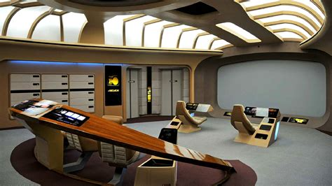 scale replica of trek the next generation