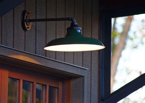 outside garage lights vintage garage lighting closeup transitional outdoor
