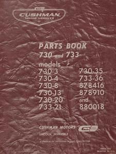 Pu33-001 - Parts Manual  Electric   U0026 39 53- U0026 39 67