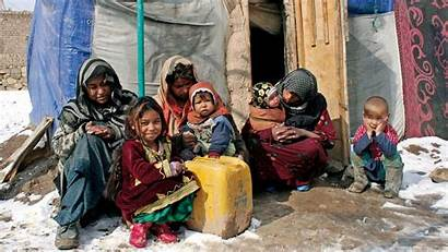 Pakistan Vluchteling Vluchtelingen Voor Jongeren Afghaanse