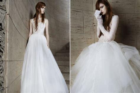 Vera Wang 2015 Wedding Dresses Collection