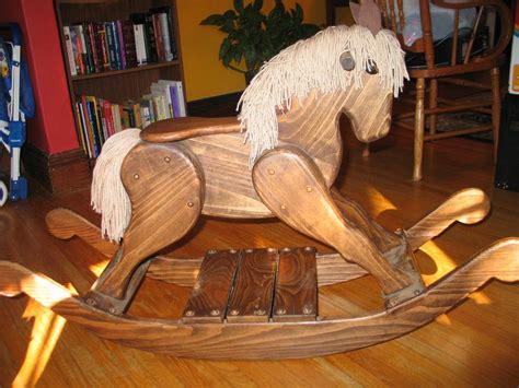 rocking horse  delta plan   paul  lumberjocks