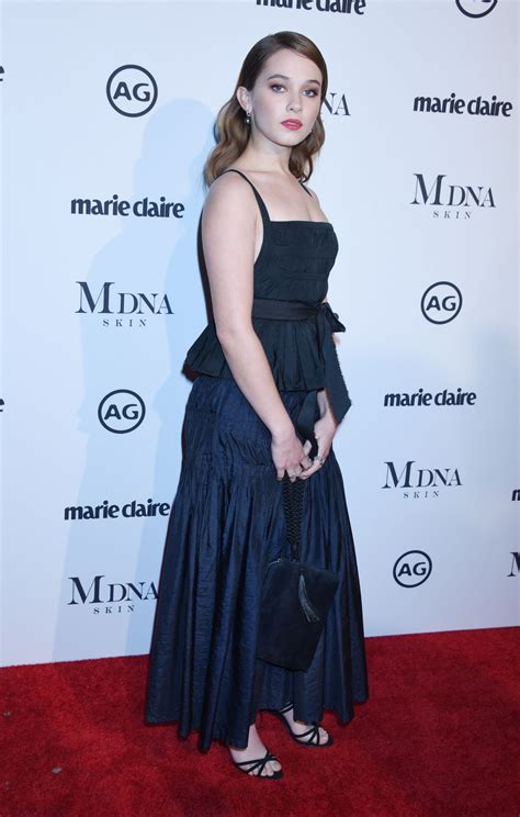 cailee spaeny  marie claire image makers awards