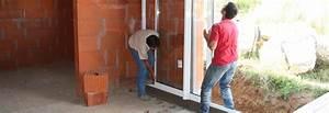 Porte Coulissante Dans Le Mur : r ussir l 39 installation d 39 une baie vitr e galandage ~ Dailycaller-alerts.com Idées de Décoration