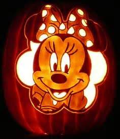Minnie Mouse Pumpkin Carving Stencil Free by Easy Jack O Lantern Stencils Minnie Mouse Pumpkin