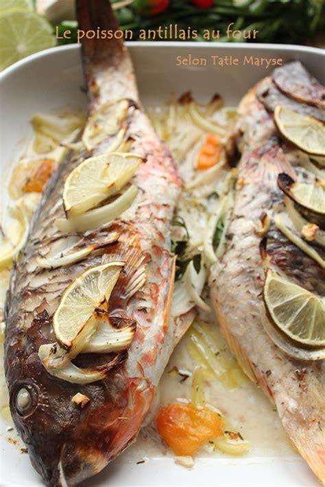 poisson à cuisiner comment cuisiner poisson