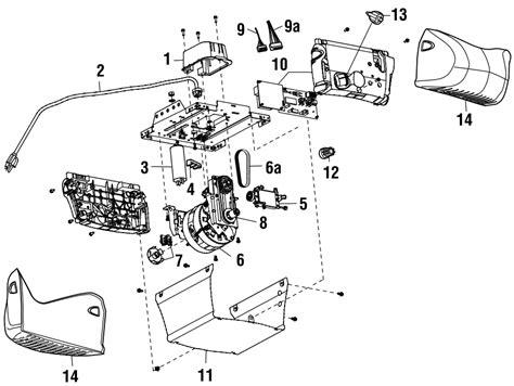Mmtc Garage Door Opener Wiring Diagram by Liftmaster 3130 Garage Door Opener Repair Parts