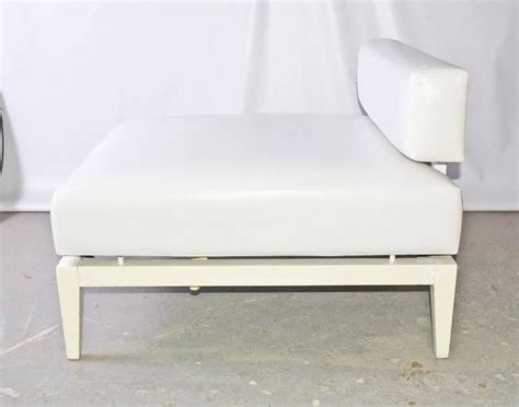 modern leather chaise longue contemporary leather chaise longue for sale at 1stdibs
