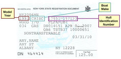 Sample Registration Documents For Title Transactions