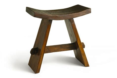 Chinese Stool From Room And Board