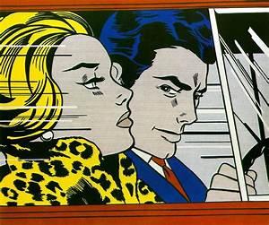 Roy Lichtenstein vs Walter Benjamin – brendan donnet