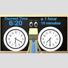 Elapsed Time Third Grade Youtube