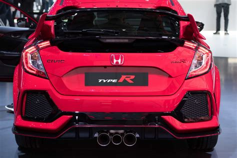 Honda Civic Type R Will Be Available In Late Spring For Us
