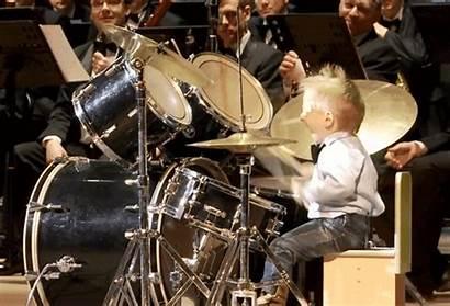 Drummer Drumming Drum Gifs Internet Cease Impress